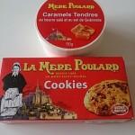 モンサンミッシェル キャラメルとクッキー