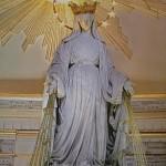 奇跡のメダイ教会 マリア様